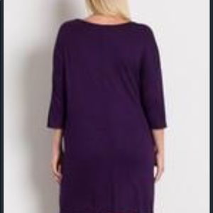 Dresses - Brand new! Plum dress